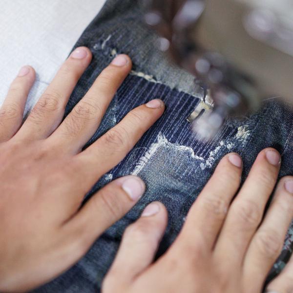 circular economy jobs repair textiles