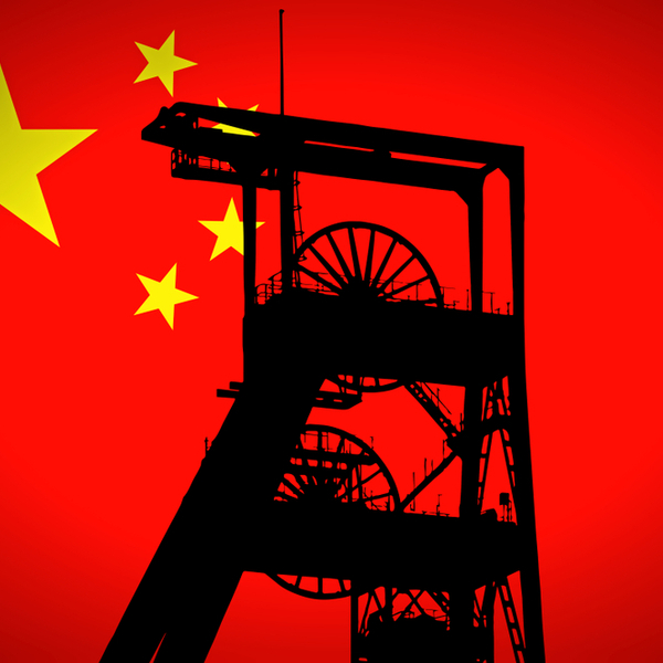 china jobs net zero coal